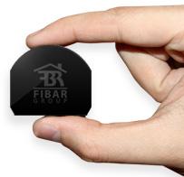 ręka z logo Fibar